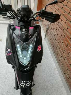 Vendo mi hermosa moto agility 125 3.0