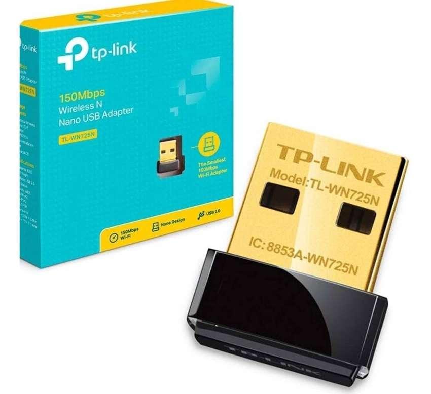 Adaptador Wi-Fi Usb / Tp-Link 0