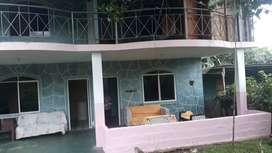 casa de 2 plantas con terreno