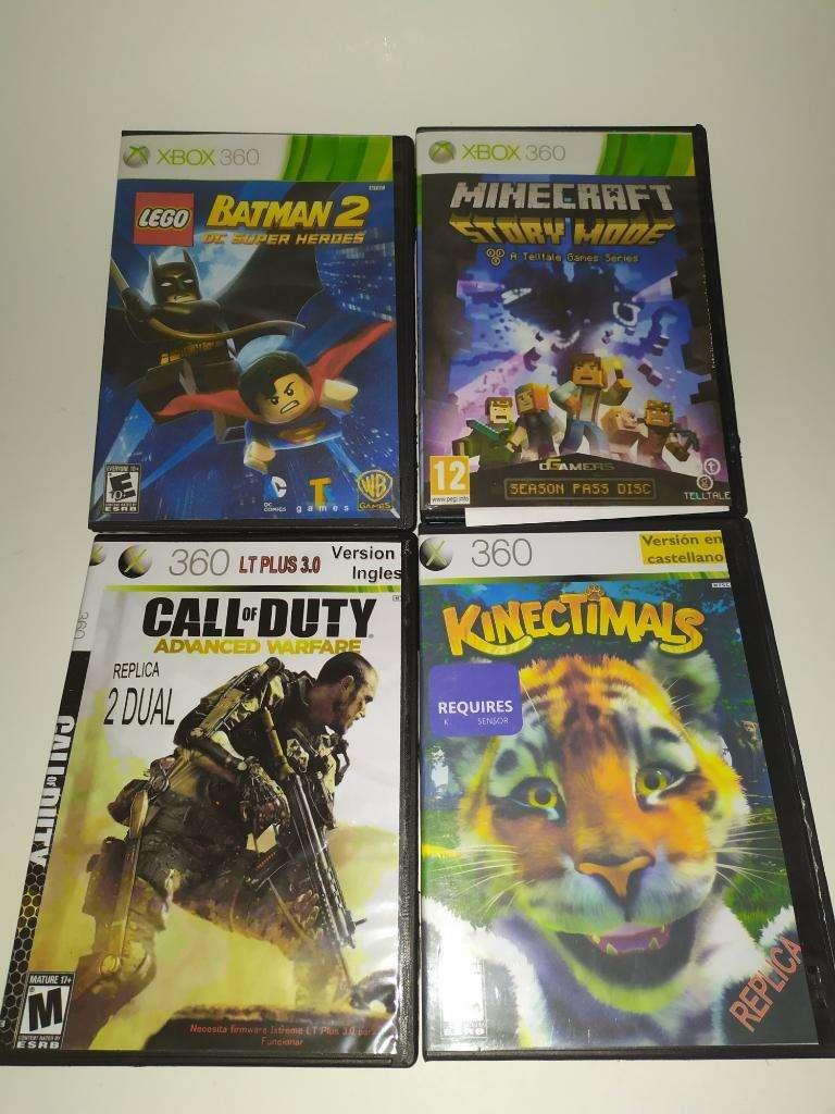 Juegos Xbox 360.  500 0