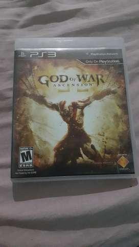 God Of War Anscension Ps3