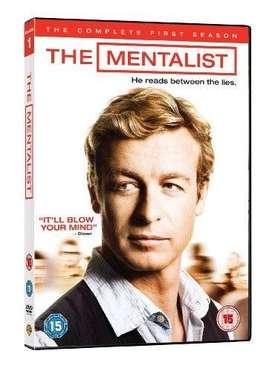 The Mentalist (El Mentalista) (2008-2015) [Bruno Heller] en inglés o Español Latino 9 DVD's + 2 películas ENVÍO INCLUIDO