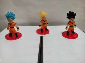 MUÑEQUITOS GOKU (Dragon Ball)