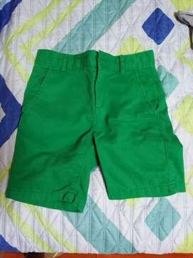Short para niño