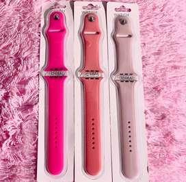 Correas para apple watch o smartwatch 42 y 44 mm