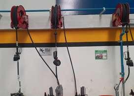 3 Kits de lubricacion aceite