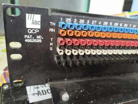 Patch panel adc