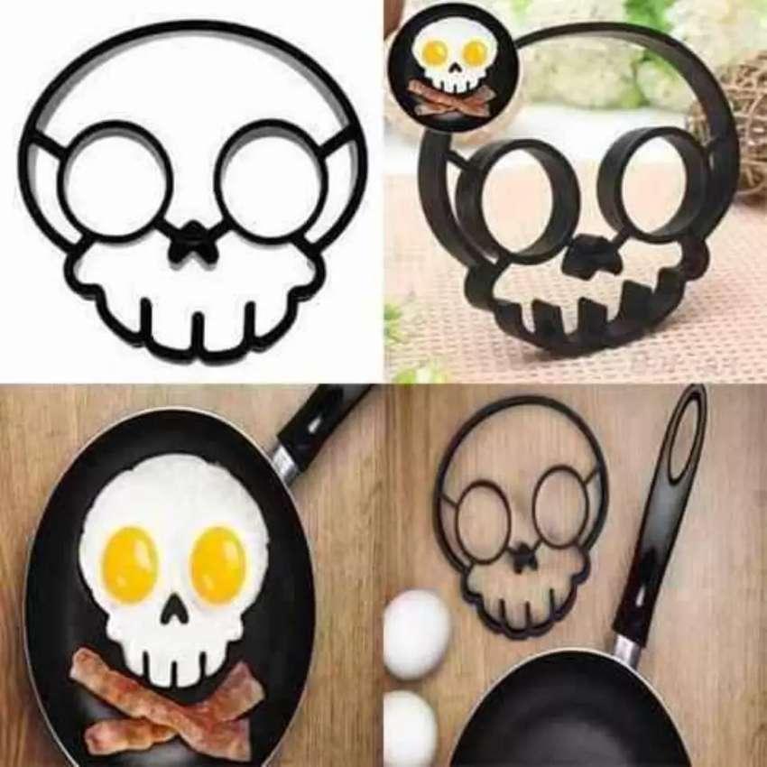 Molde para huevos 0