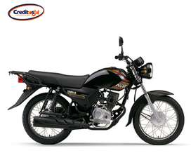 Moto Yamaha Crux Rev YD110cc (2021)