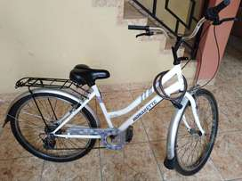 Bicicleta Monark Monarette Aro 26 con Candado incluido (Venta por motivos de viaje)