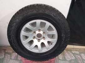 Rin 16 Mazda BT50