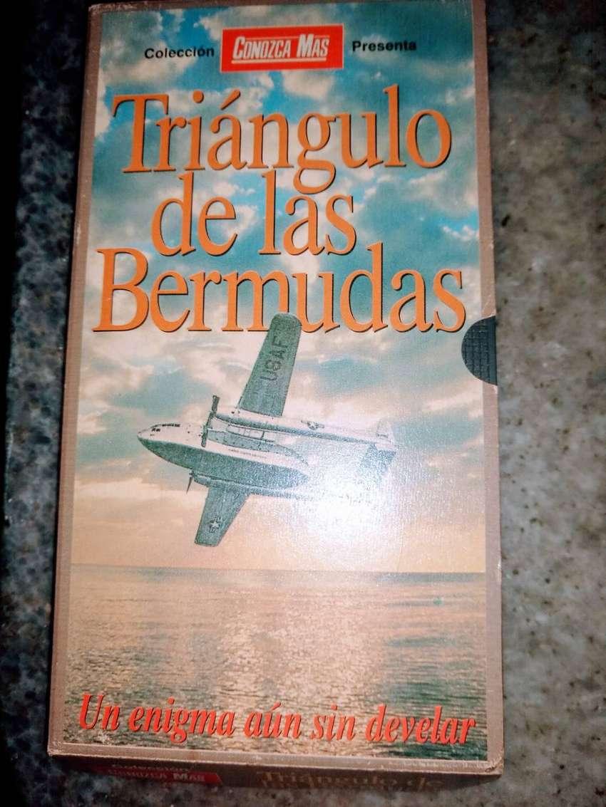 VHS el triángulo de las Bermudas conosca mas