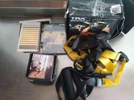 Súper kit de entrenamiento trx -negro