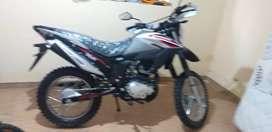 Moto Lineal Nueva Zongshen Triax 200
