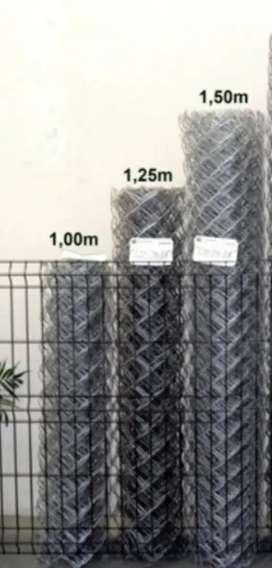 Vendo tela de alambre de 10metros nueva