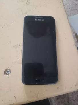 Vendo teléfono Samsung S7 seminuevo