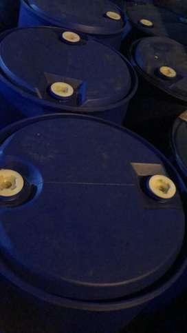 ALCOHOL PURO en cilindros