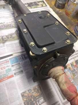 Caja de 4ta Ford Taunus