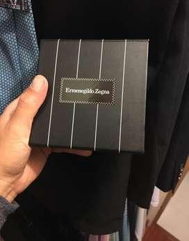 Billetera Ermenegildo Zegna Original