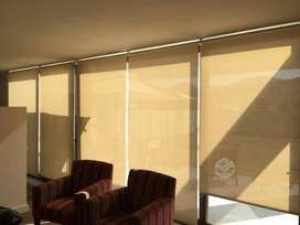 Cortinas Roller Tech.