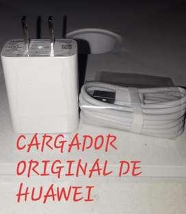 Cargador original huawei