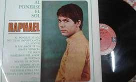 Raphael Discos de Vinilo LP
