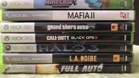 Vendo juegos Xbox-360 originales muy economicos y disney infinity