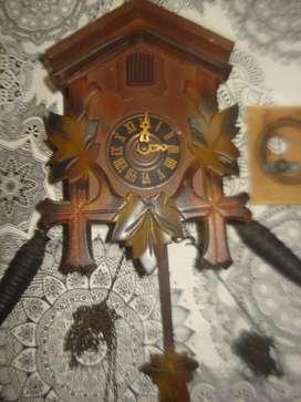Reloj Cucu Made In Germany Eschmeckembecher Complet No Envio