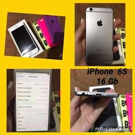 Vendo Iphone 6s 16gb Usado