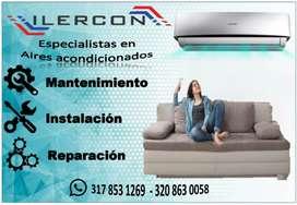 Servicio técnico de aires acondicionados, neveras y lavadoras