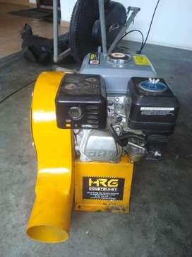 Ventilador industrial gasolinero de 5.5 HP
