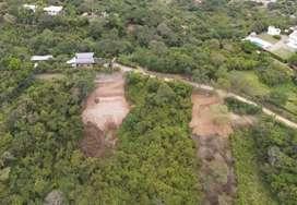 Venta de lotes desde 1600 metros cuadrados hasta 2000 metros cuadrados, excelente ubicación Tocaima