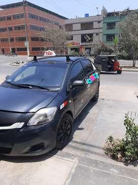 Ocasión taxi con protocolo