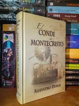 El conde de Montecristo. Hispamérica tapa dura