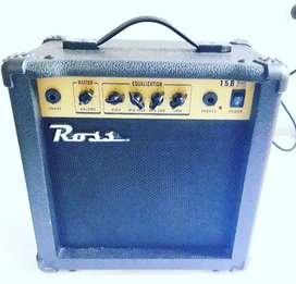 Amplificador Ross 15b
