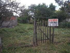 Vendo terreno en San Luis