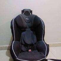 vendo hermoso asiento de seguridad para niños