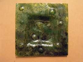 Cenicero En Vitrofusion 13 cm. x 13 cm.