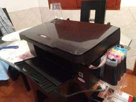 Impresora Epson TX 115 multifunsional