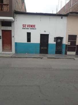 Casa en calle principal Chepén La Libertad