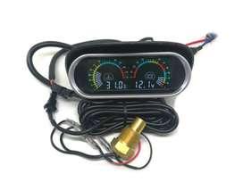 Sensor de temperatura DIGITAL temperatura del motor y voltaje