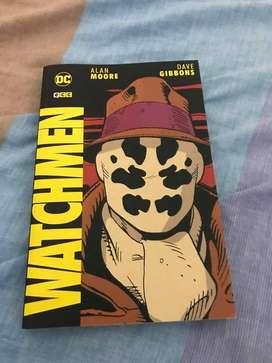 comic Watchmen completo