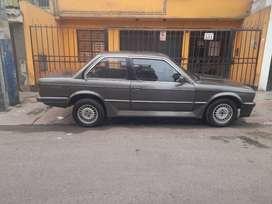 SE VENDE BMW COUPE 1987