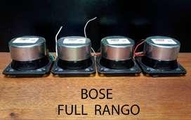 Parlante Bose Full rango No Technics Pioneer Sony Aiwa Kenwood