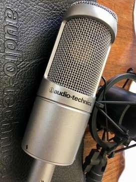 Micrófono condensador AT3035 JAPONÉS