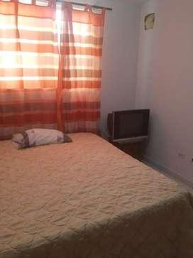 Hermosa habitación amoblada al norte de Barranquilla