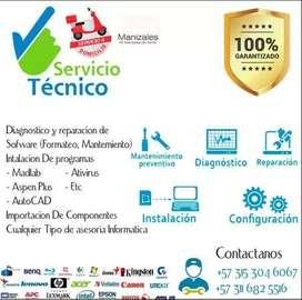 Servicio técnico para computadores GARANTIZADO