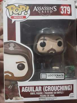 Funko pop assassin's Creed loot crate