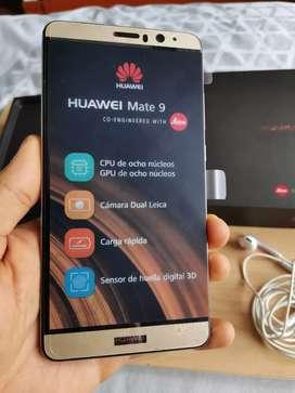 HUAWEI MATE 9 64 gb Usado