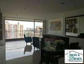 Apartamento En Venta Envigado Sector Loma del Escobero: Código 805766